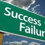 失敗は成功に近づく種!本当の失敗はなにもしないこと
